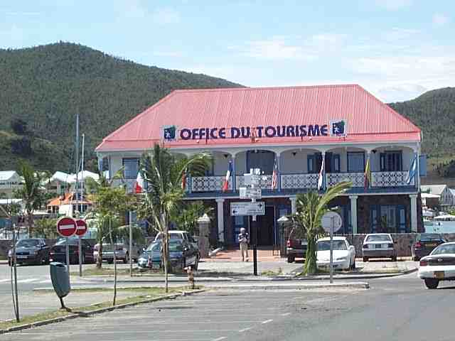office du tourisme saint martin antilles