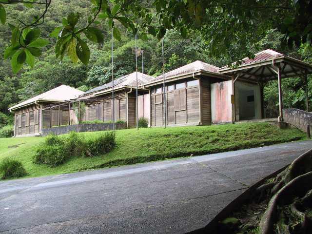 La maison du volcan for 1313 la maison du cauchemar